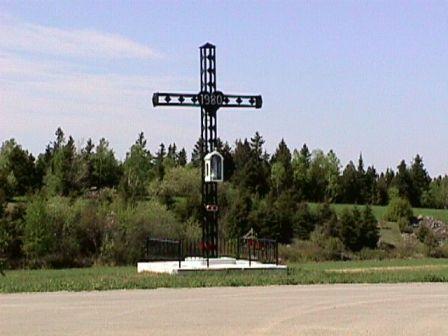 Croix de chemin rang 2