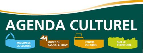 Agenda culturel de la Ville de Rivière-du-Loup