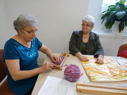 Atelier de tricotin 6