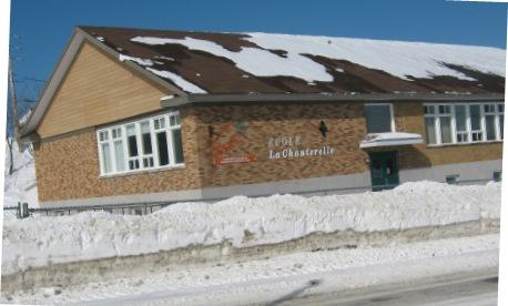 École La Chanterelle (Auteur : Nathalie Allaire)