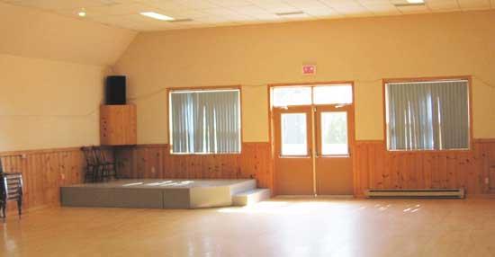 Salle paroissiale de Saint-Paul-de-la-Croix