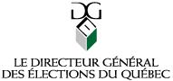 Le Directeur général des élections du Québec (DGEQ)